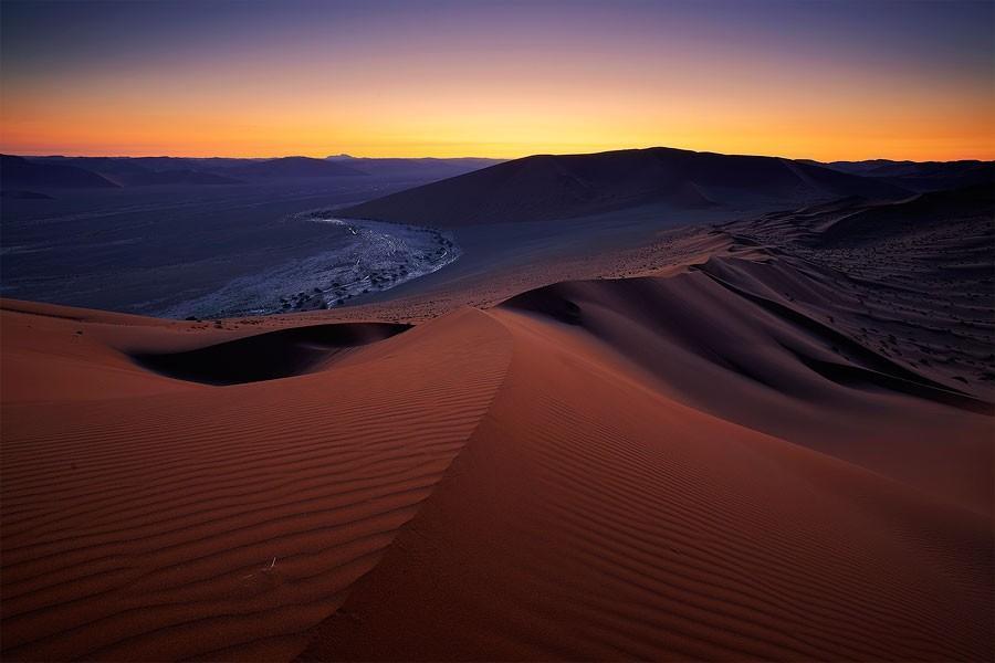 Namibia23 Фантастические пейзажи Намибии
