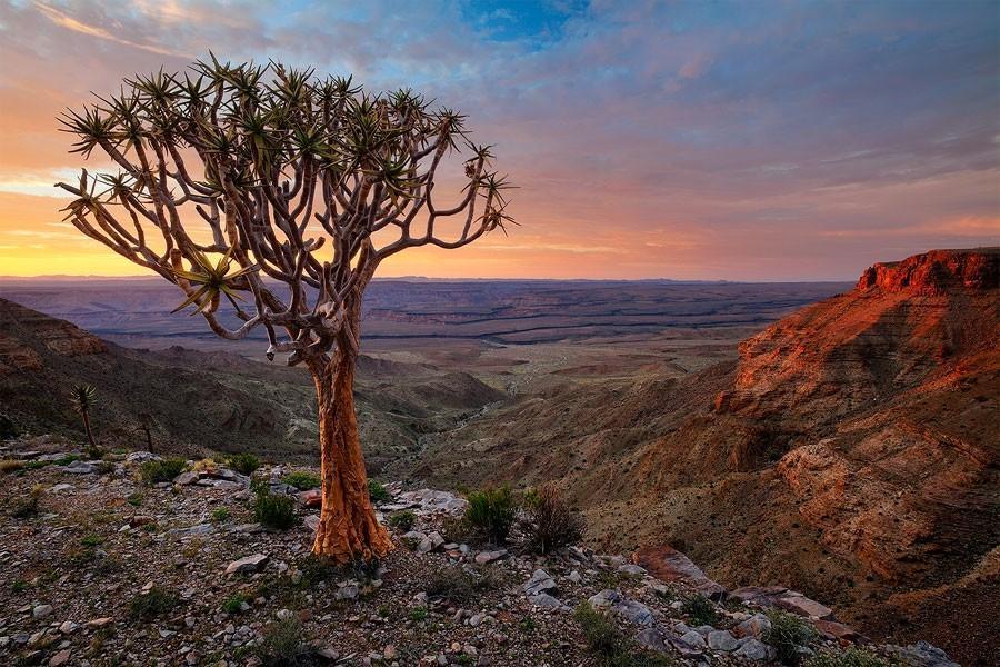 Namibia24 Фантастические пейзажи Намибии