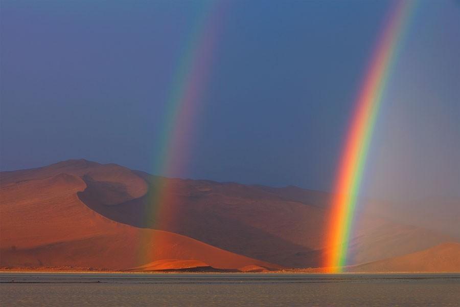 Namibia26 Фантастические пейзажи Намибии