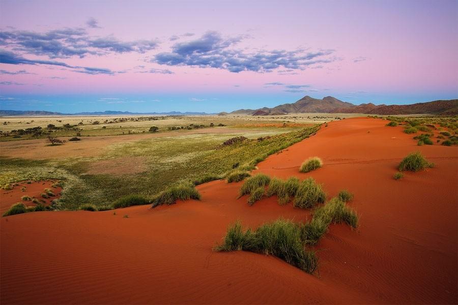 Namibia30 Фантастические пейзажи Намибии