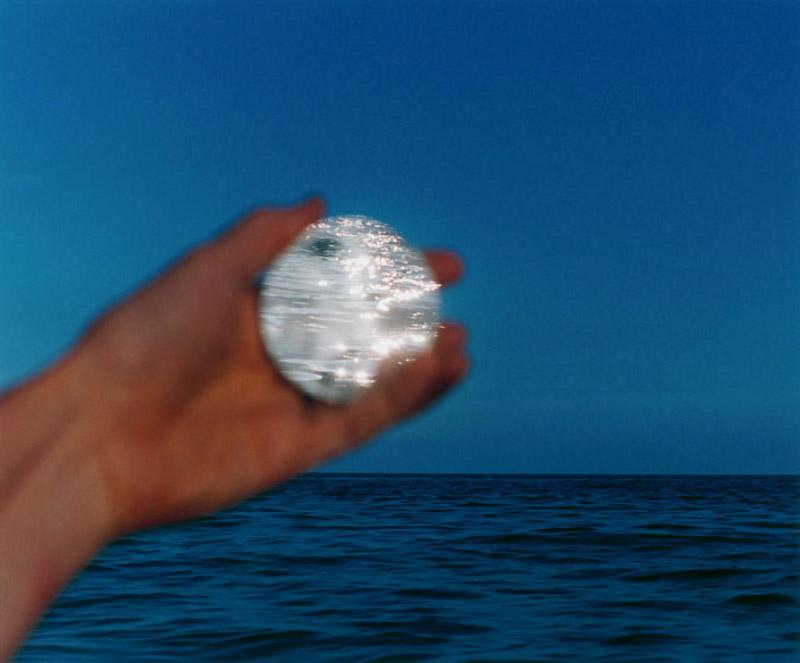 Фотоманипуляции с зеркальцем