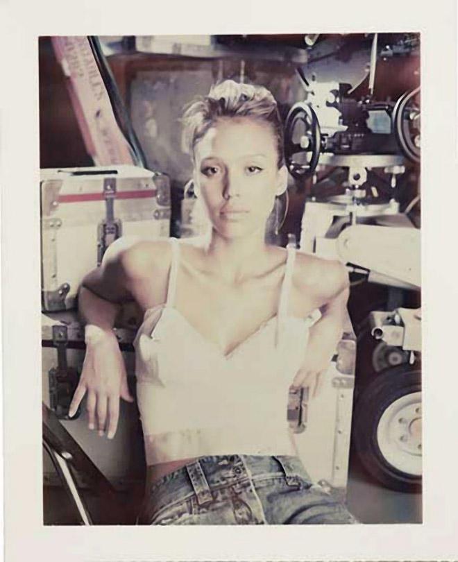 Polaroid02 Полароидные снимки Диего Учителя