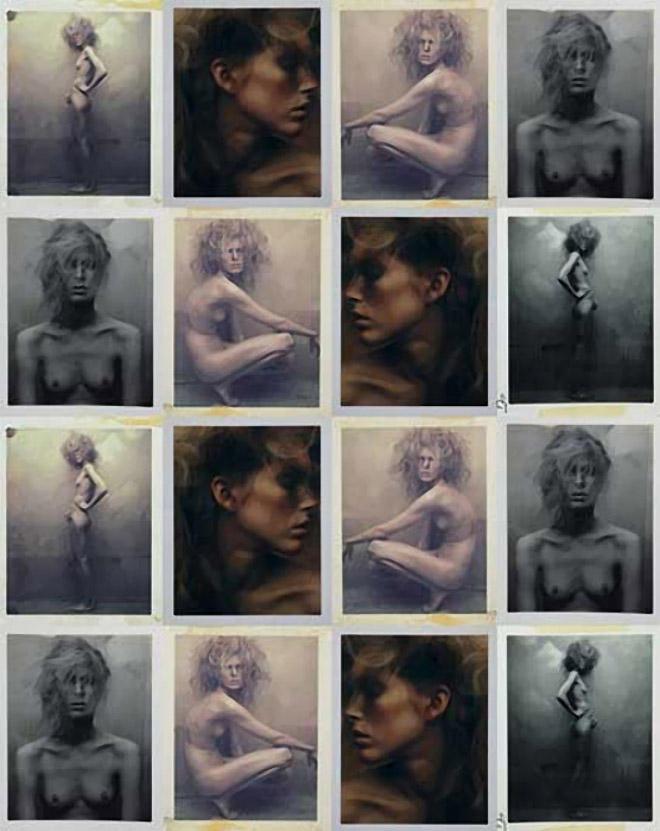 Polaroid07 Полароидные снимки Диего Учителя