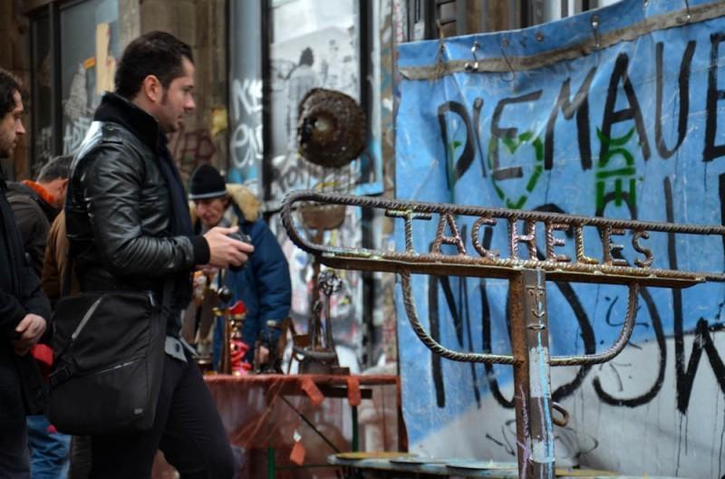 Тахелес — сквот в Берлине