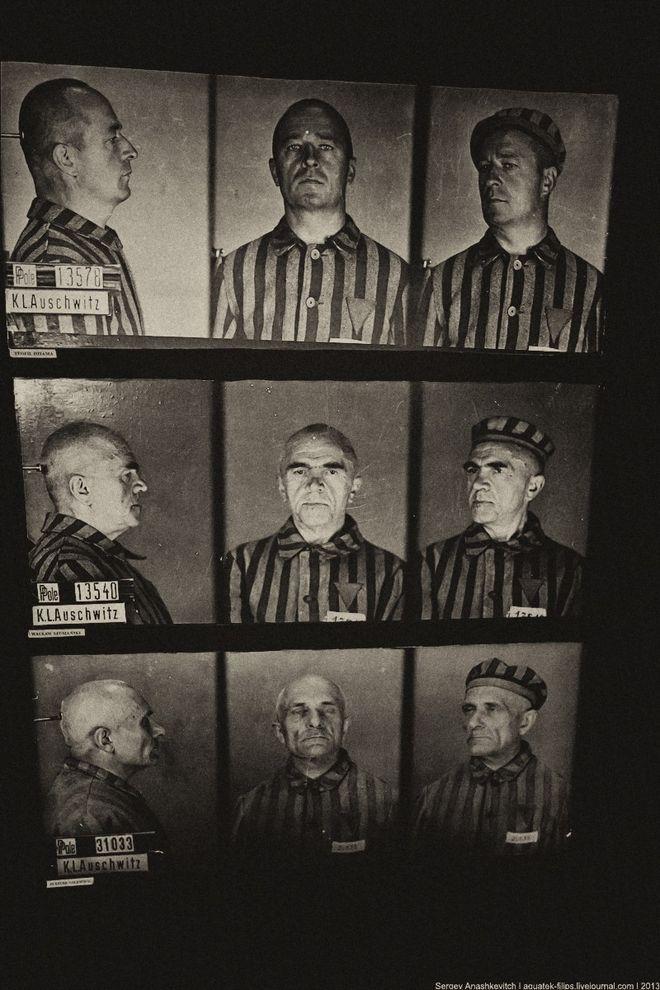 auschwitz02 Аушвиц. Фабрика смерти