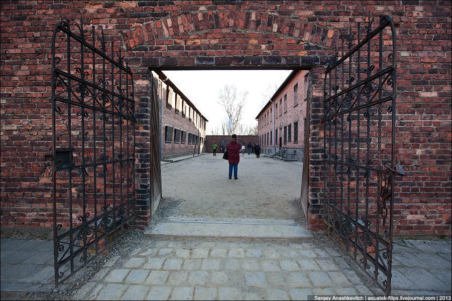 auschwitz17 Аушвиц. Фабрика смерти