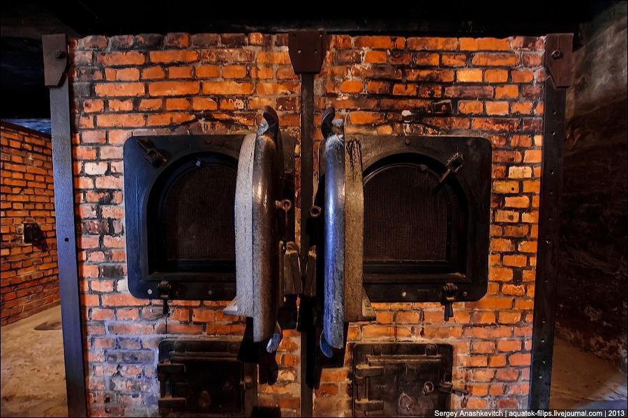 auschwitz48 Аушвиц. Фабрика смерти
