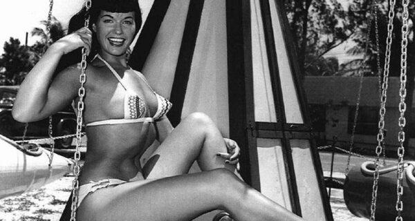 Бетти Пейдж — секс-символ 50‑х — и ее последовательницы