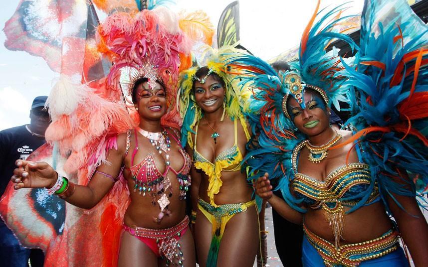 В новый год на тринидад и тобаго