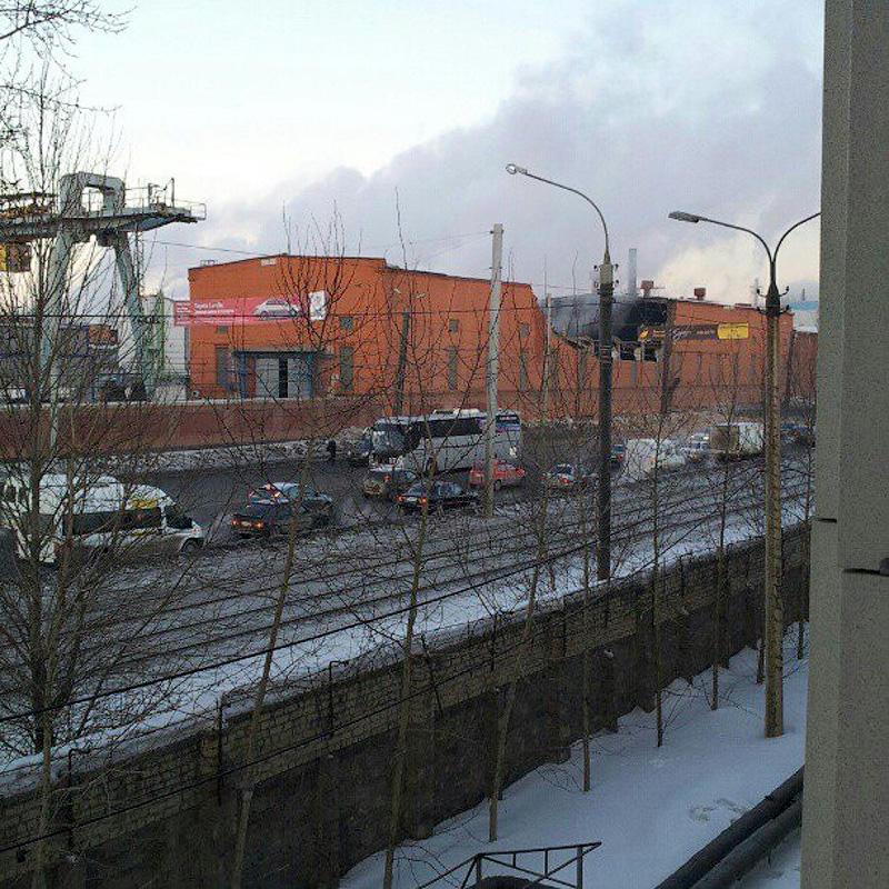 chelyaba3 Метеорит и взрыв в Челябинске