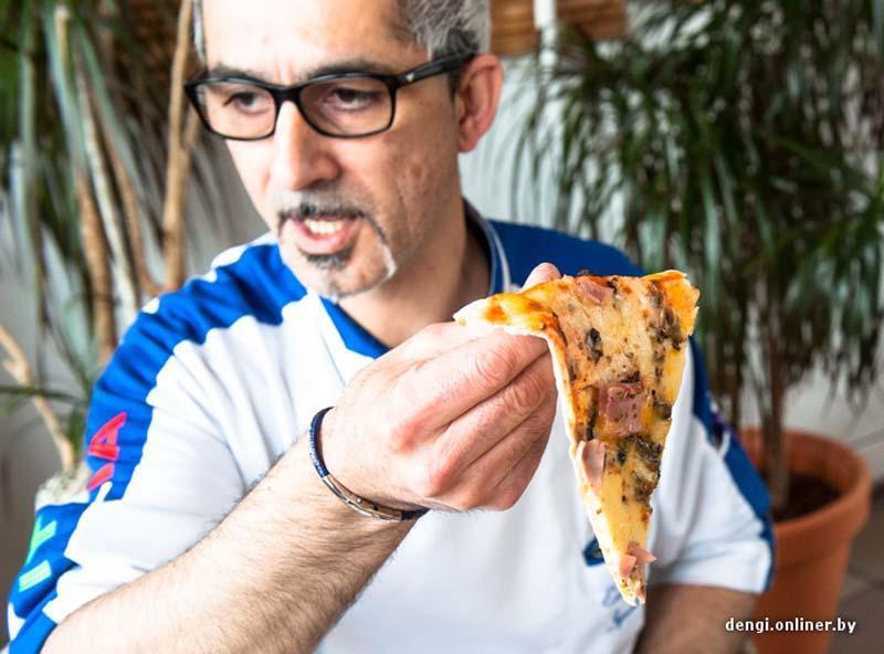 degustaciyapic 6 Итальянский повар распробовал белорусскую пиццу