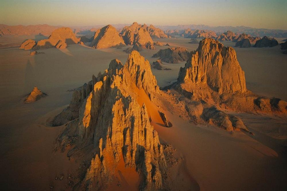 desert01 Вид на пустыни с воздуха