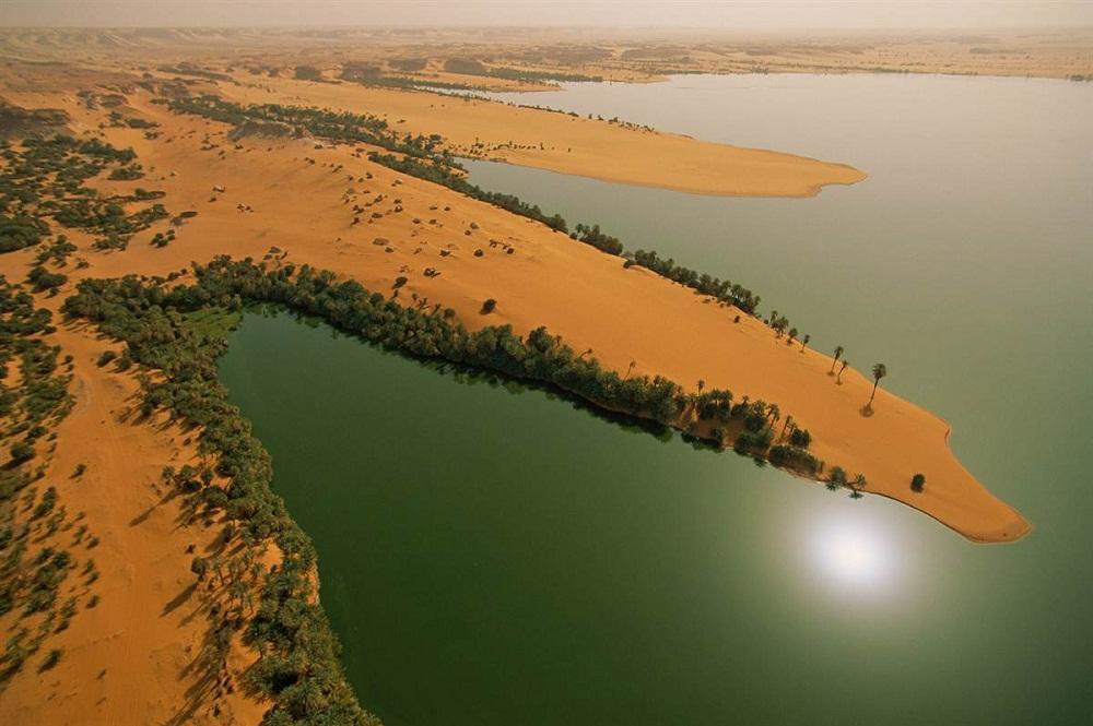 desert06 Вид на пустыни с воздуха