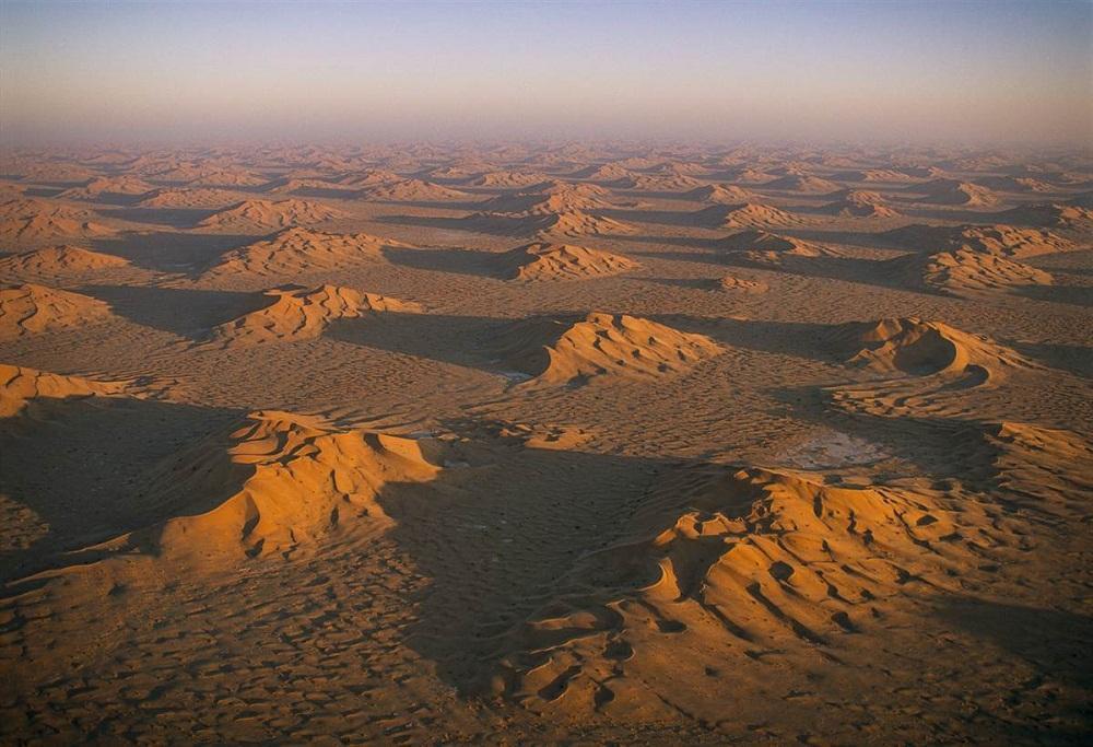 desert07 Вид на пустыни с воздуха