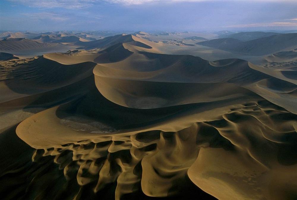desert08 Вид на пустыни с воздуха
