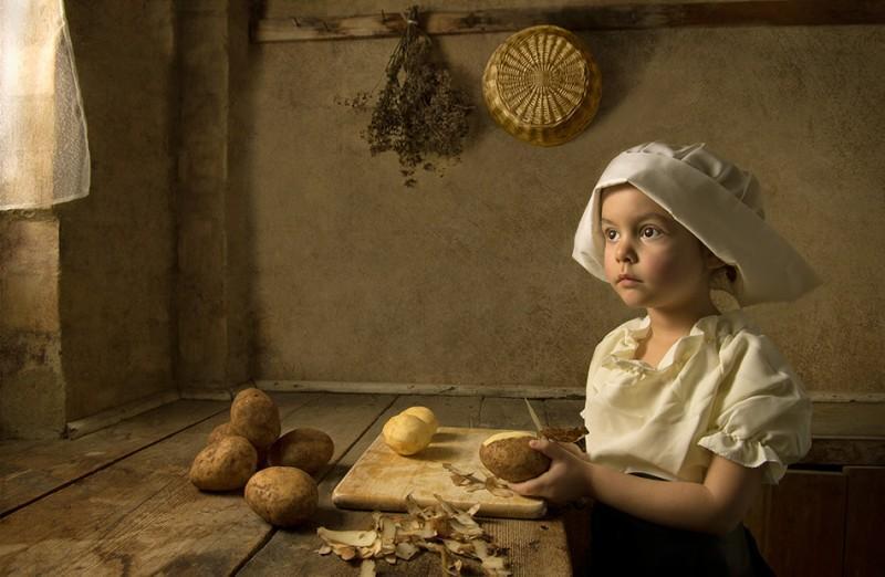 girl13 800x522 Дочкины портреты