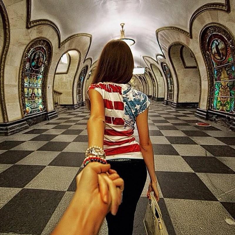 拉着女友的手环游世界 - 第5张  | 狐貍窩 WwW.StarFox.Cn