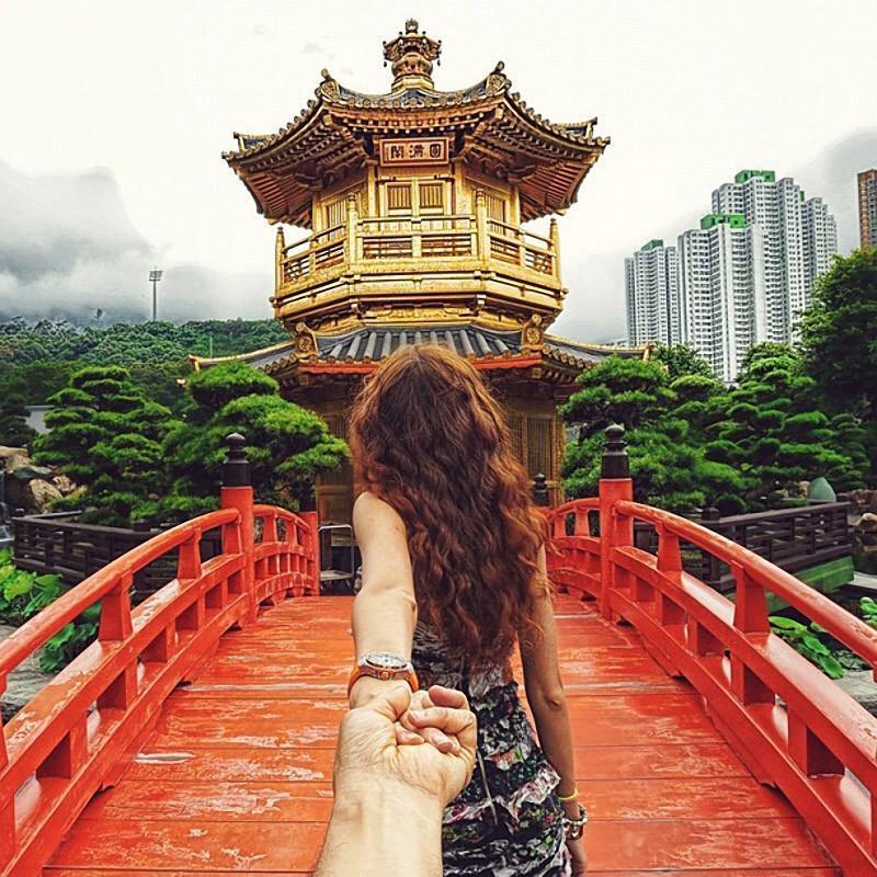 拉着女友的手环游世界 - 第10张  | 狐貍窩 WwW.StarFox.Cn
