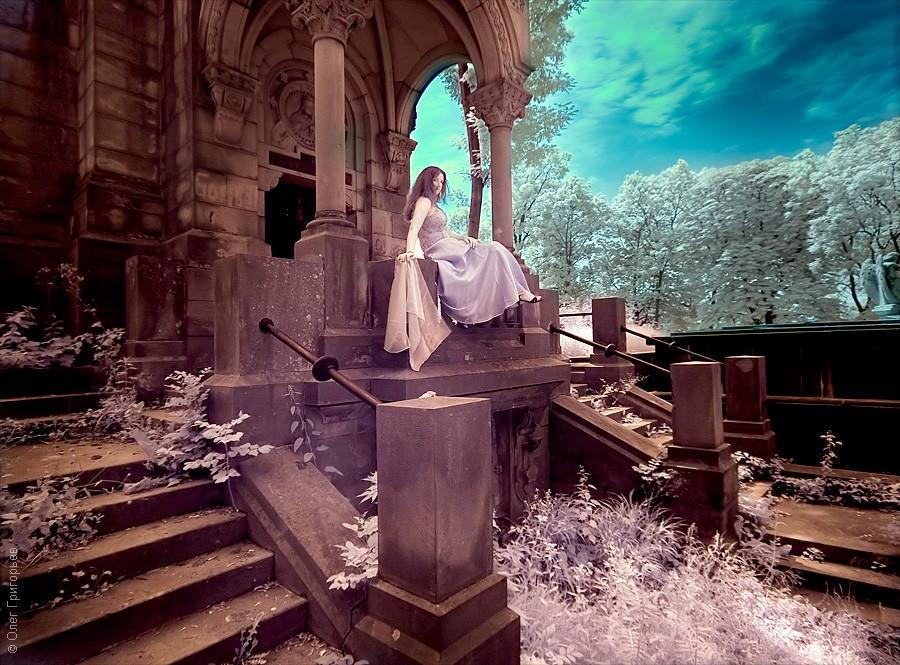 infrared01 Инфракрасная фотография от Олега Григорьева