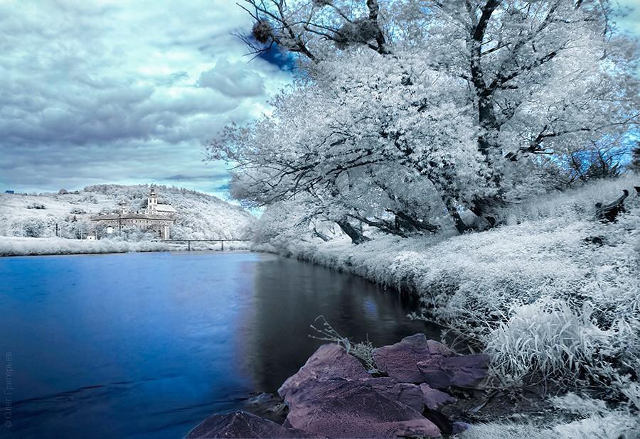 infrared02 Инфракрасная фотография от Олега Григорьева