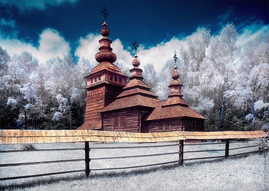 infrared12 Инфракрасная фотография от Олега Григорьева