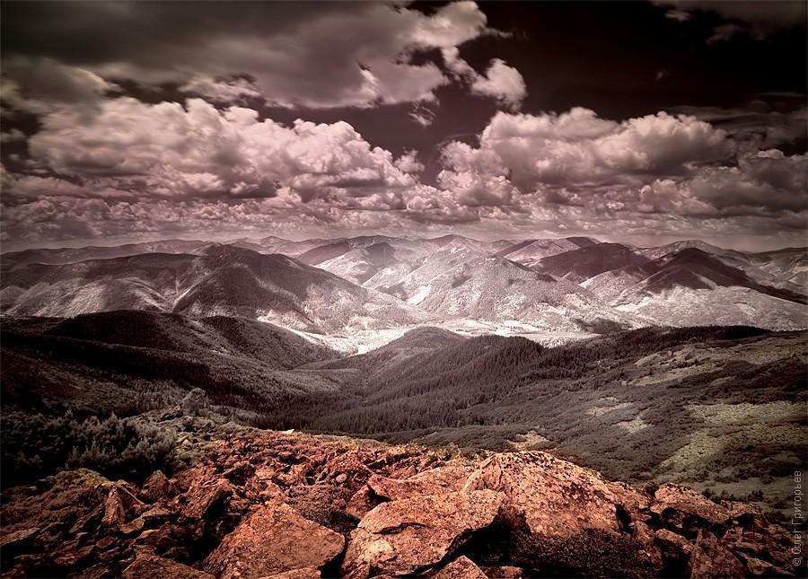 infrared13 Инфракрасная фотография от Олега Григорьева