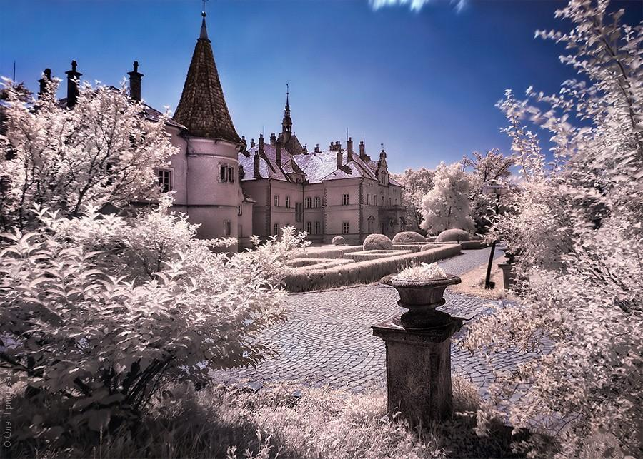 infrared17 Инфракрасная фотография от Олега Григорьева