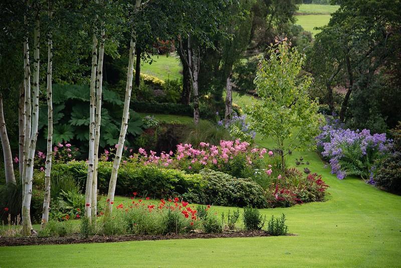 mapleglen01 Восхитительный сад Maple Glen в Новой Зеландии