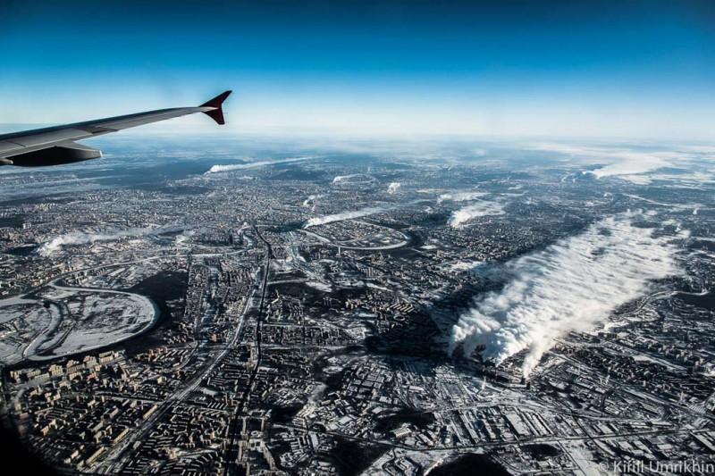 moskvapodkrilom 1 800x533 Под крылом самолета Москва