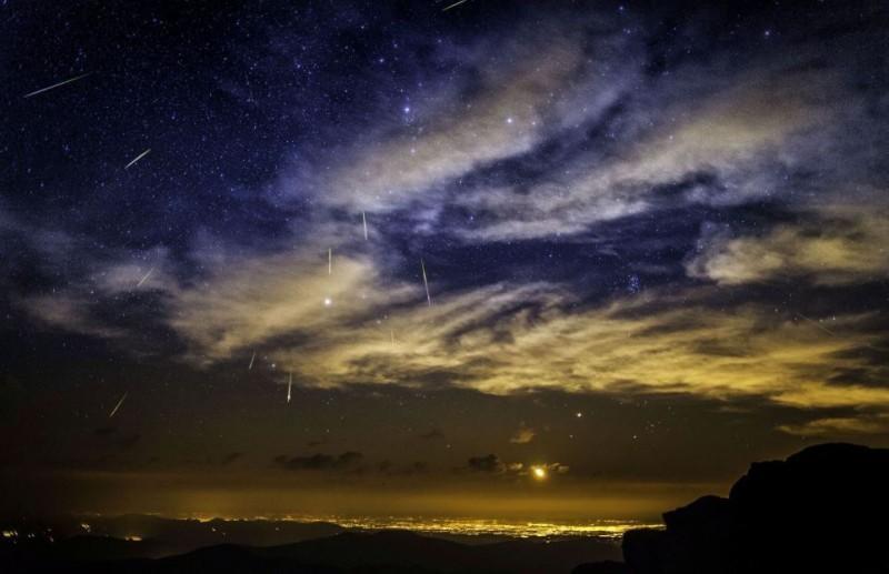 nightsky03 800x517 Ночное небо фотографа Томаса ОБрайена