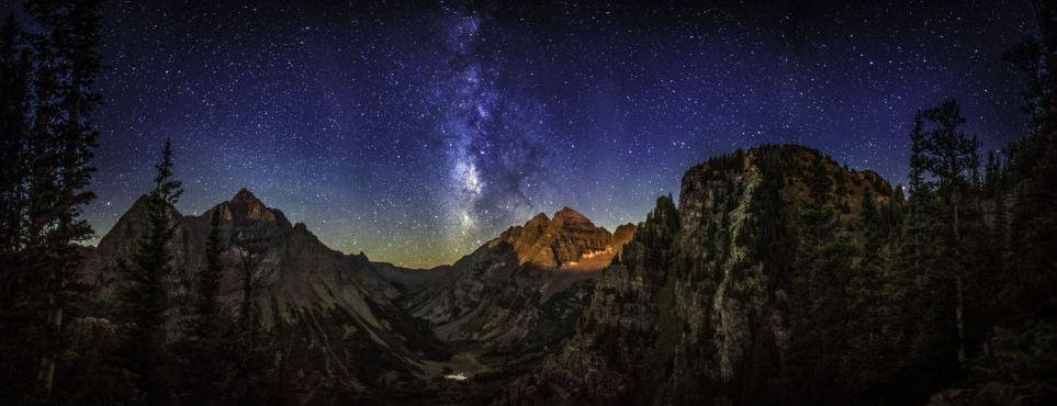 nightsky06 Ночное небо фотографа Томаса ОБрайена