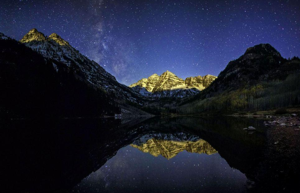 nightsky07 Ночное небо фотографа Томаса ОБрайена