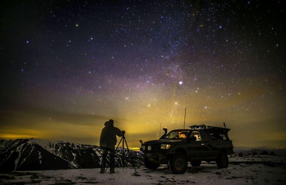 nightsky08 Ночное небо фотографа Томаса ОБрайена