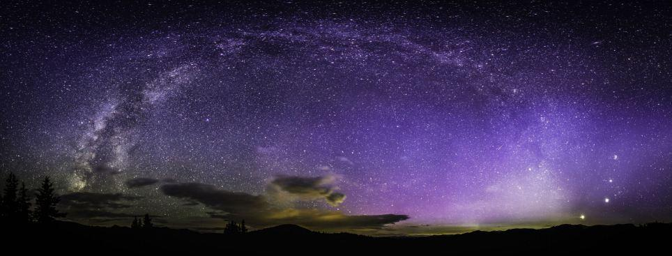 nightsky09 Ночное небо фотографа Томаса ОБрайена