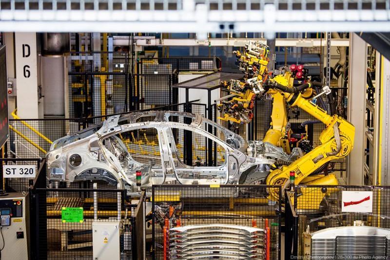 opel00 800x533 Завод по производству автомобилей Opel