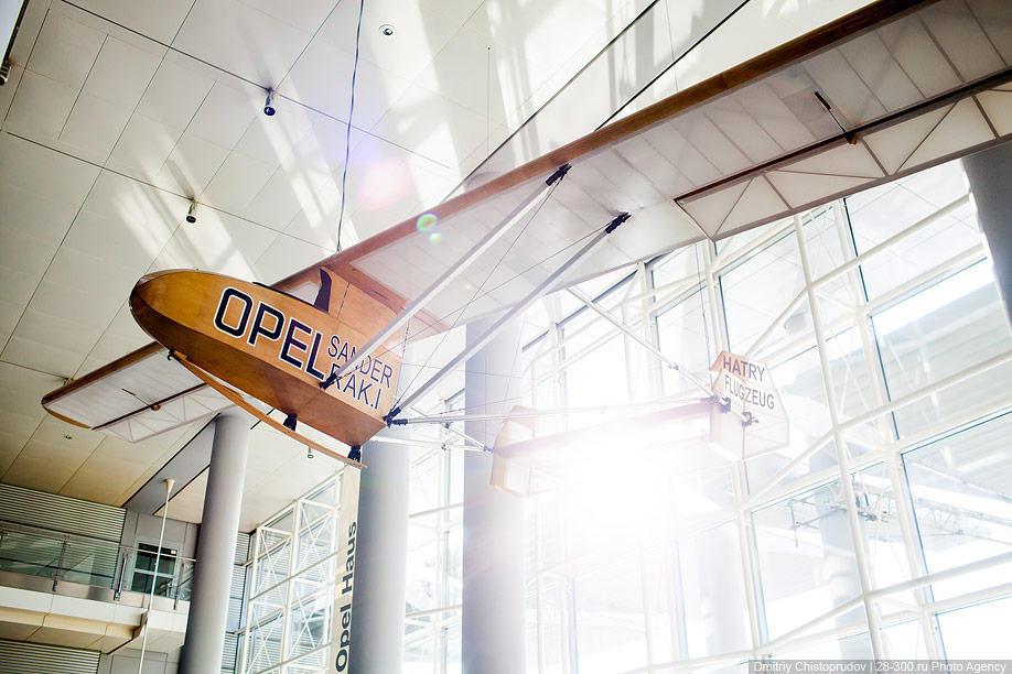 opel06 Завод по производству автомобилей Opel
