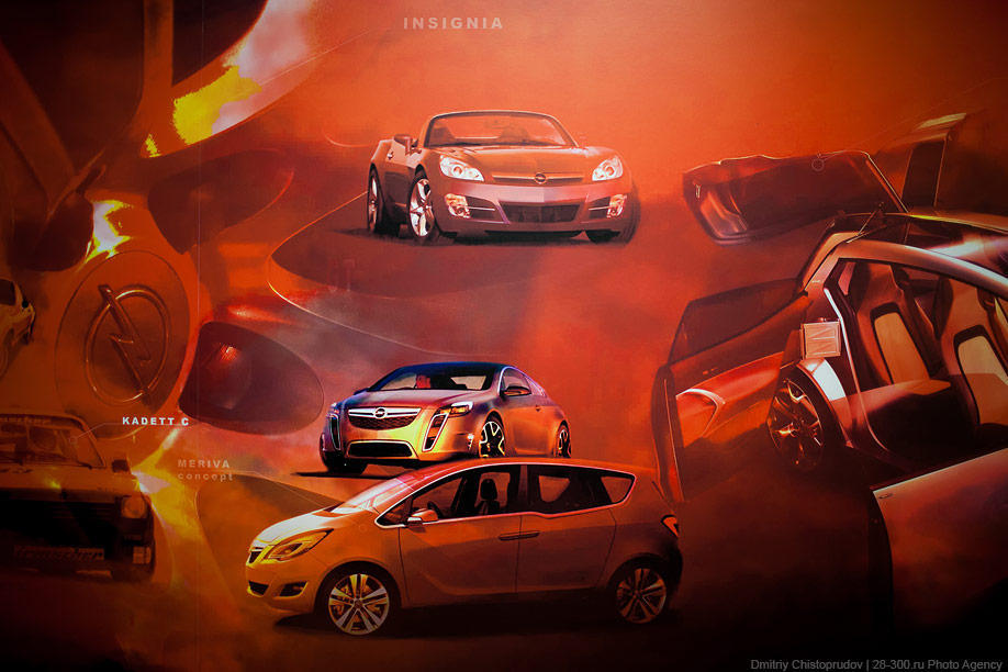 opel07 Завод по производству автомобилей Opel