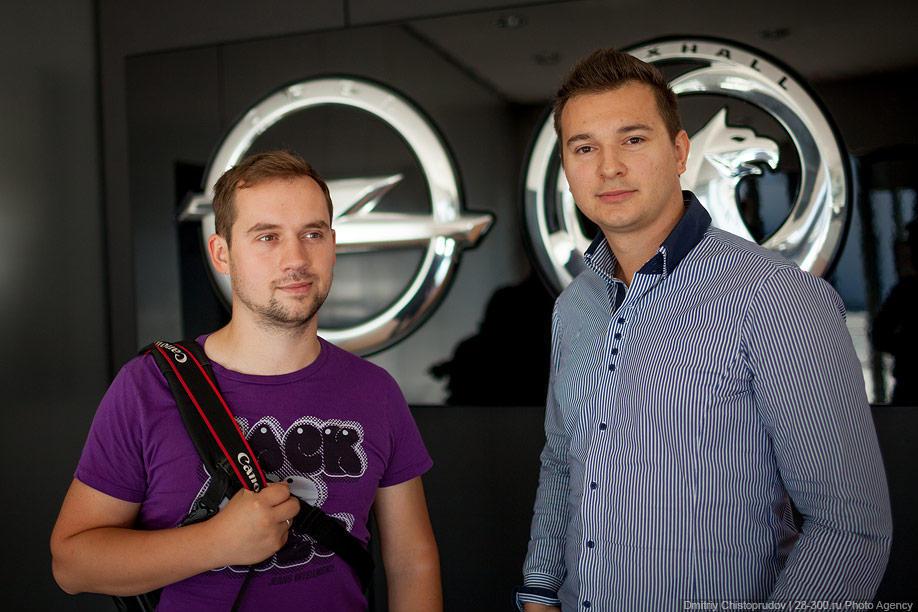 opel08 Завод по производству автомобилей Opel