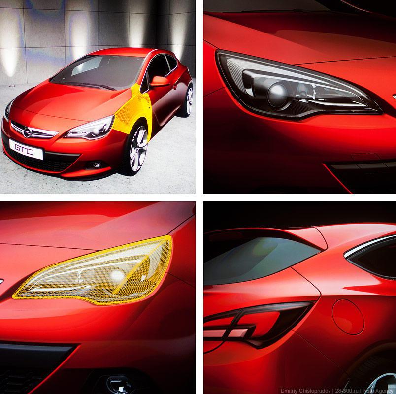 opel10 Завод по производству автомобилей Opel