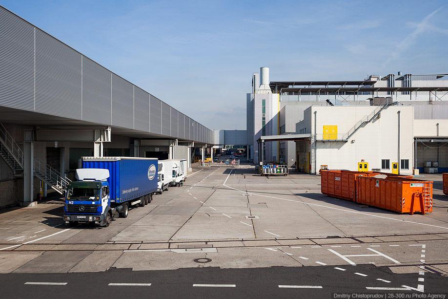 opel12 Завод по производству автомобилей Opel