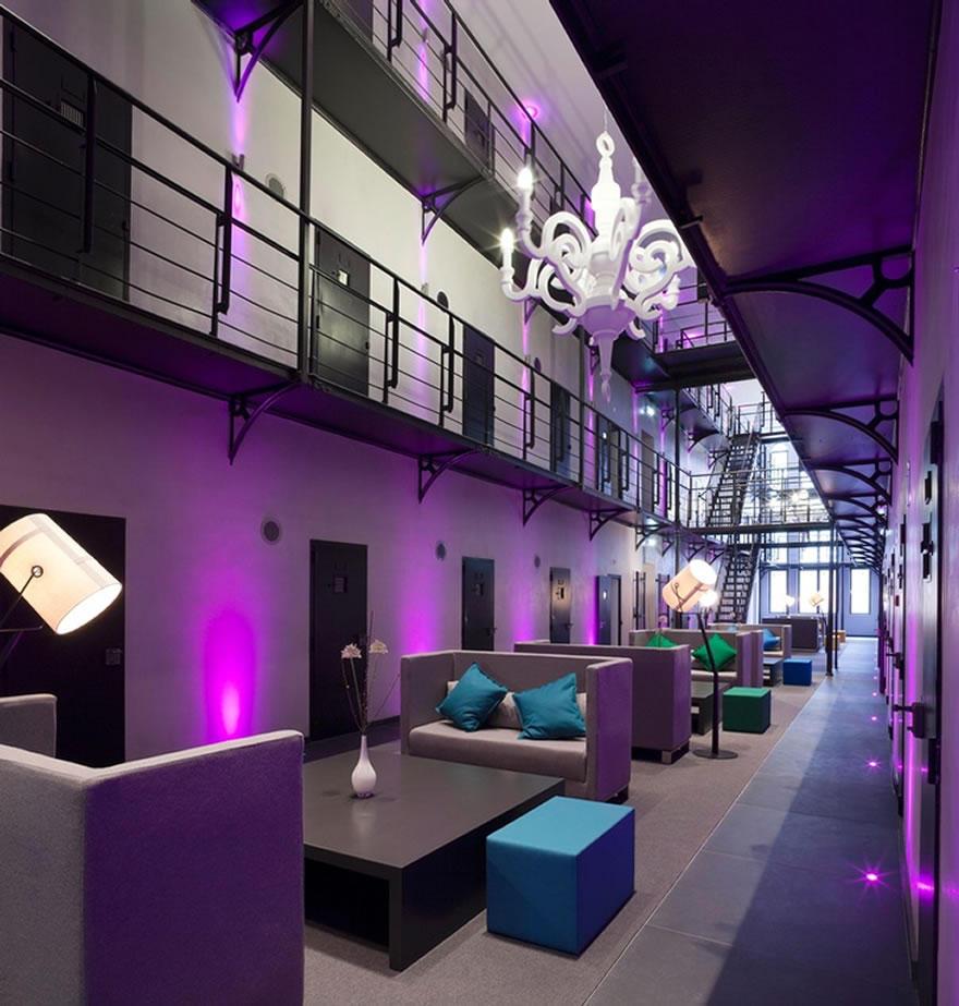 prisonhotel01 Тюрьма отель