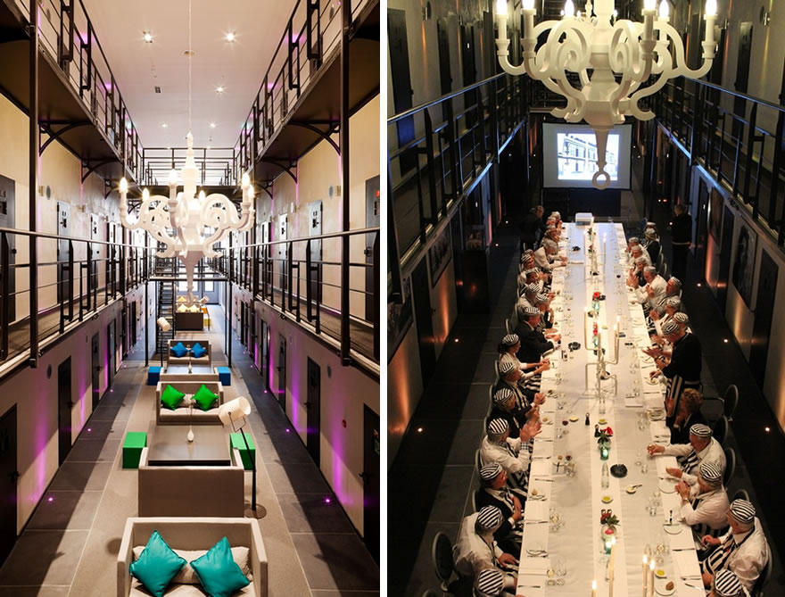 prisonhotel04 Тюрьма отель