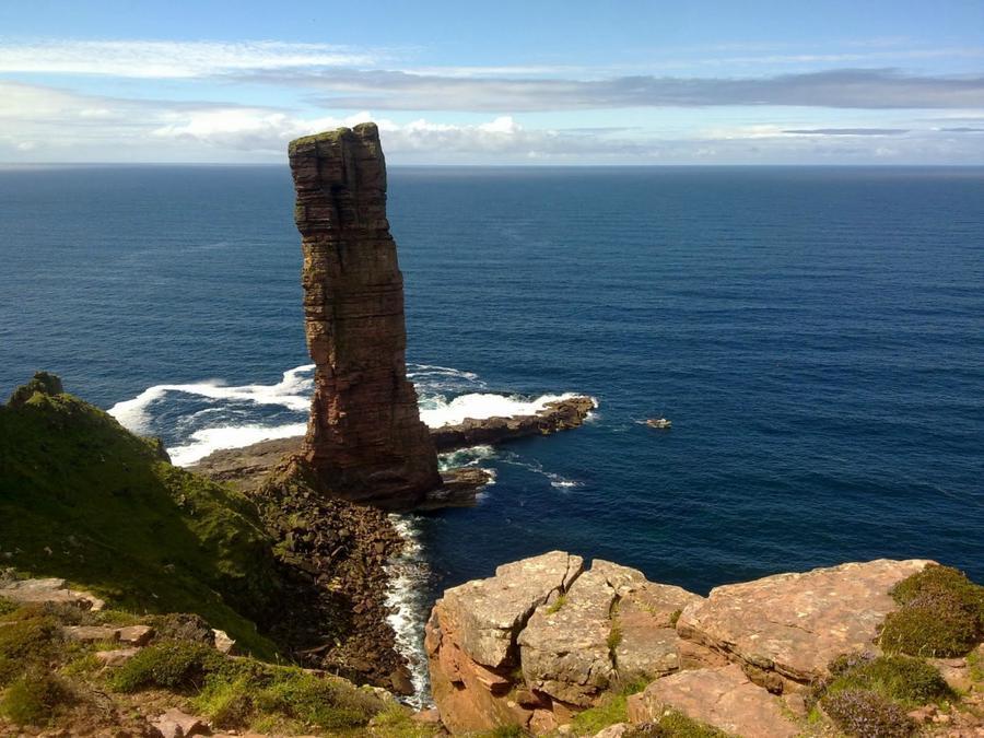 rocks08 Самые красивые и необычные морские скалы
