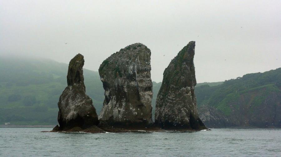 rocks25 Самые красивые и необычные морские скалы