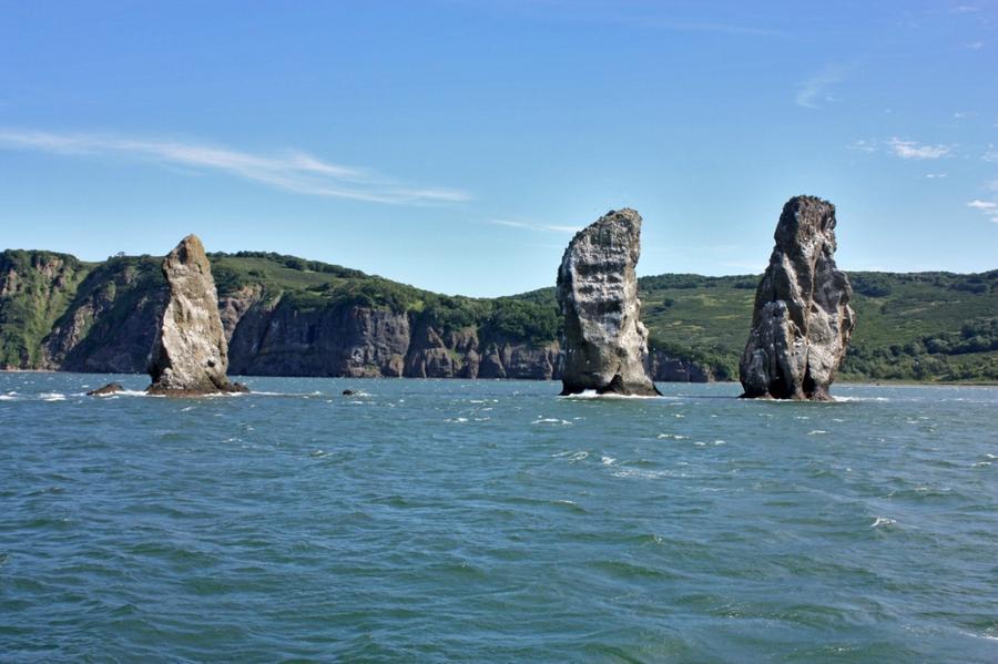 rocks26 Самые красивые и необычные морские скалы