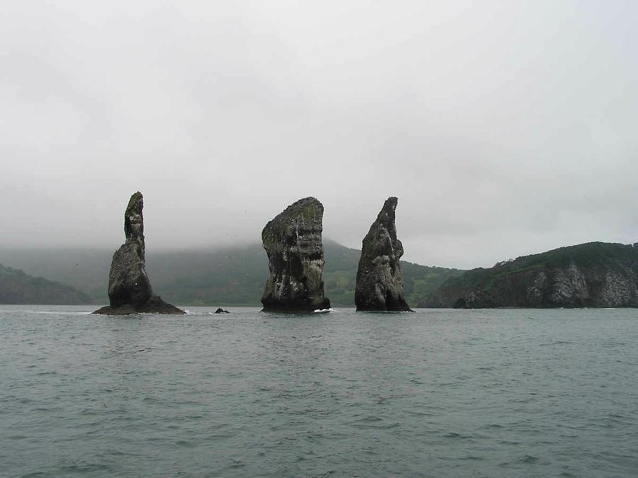 rocks27 Самые красивые и необычные морские скалы