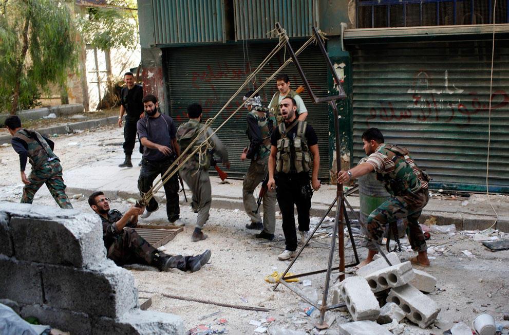 samodelnieorujiya 18 armas improvisadas rebeldes sirios