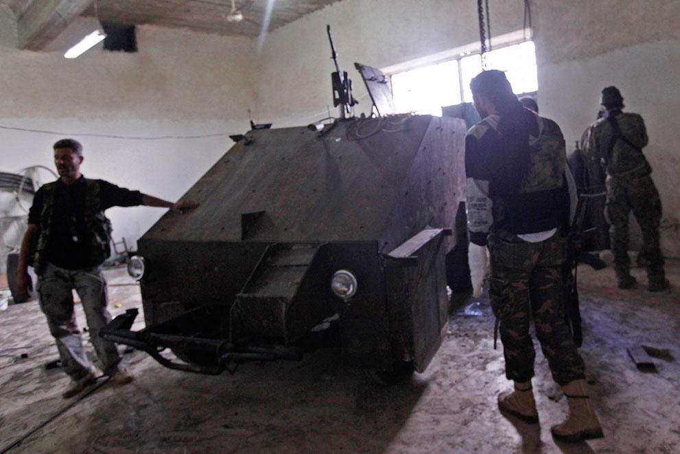 samodelnieorujiya 19 armas improvisadas rebeldes sirios