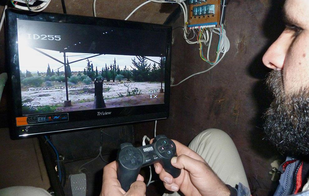 samodelnieorujiya 20 armas improvisadas rebeldes sirios