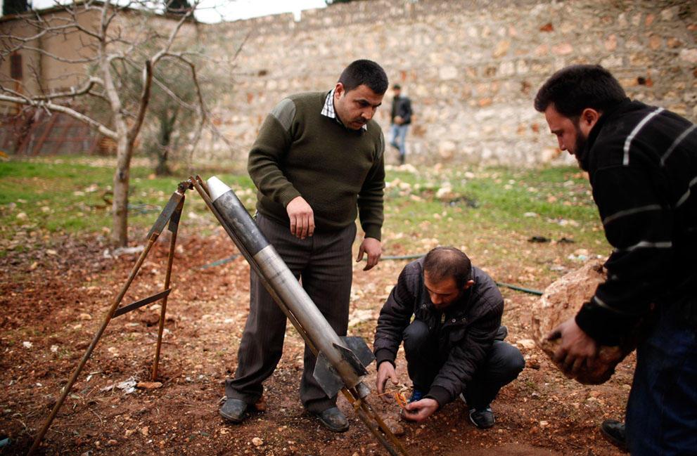 samodelnieorujiya 22 armas improvisadas rebeldes sirios